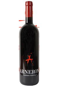 Vino rosso nero premiato dama d'oro agriturismo arneroni carmènère 2016 azienda agricola e-shop