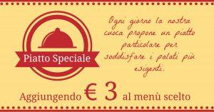 Menù mezzogiorno trattoria agriturismo ristorante azienda agricola arneroni prezzo fisso pranzo piatto speciale del giorno